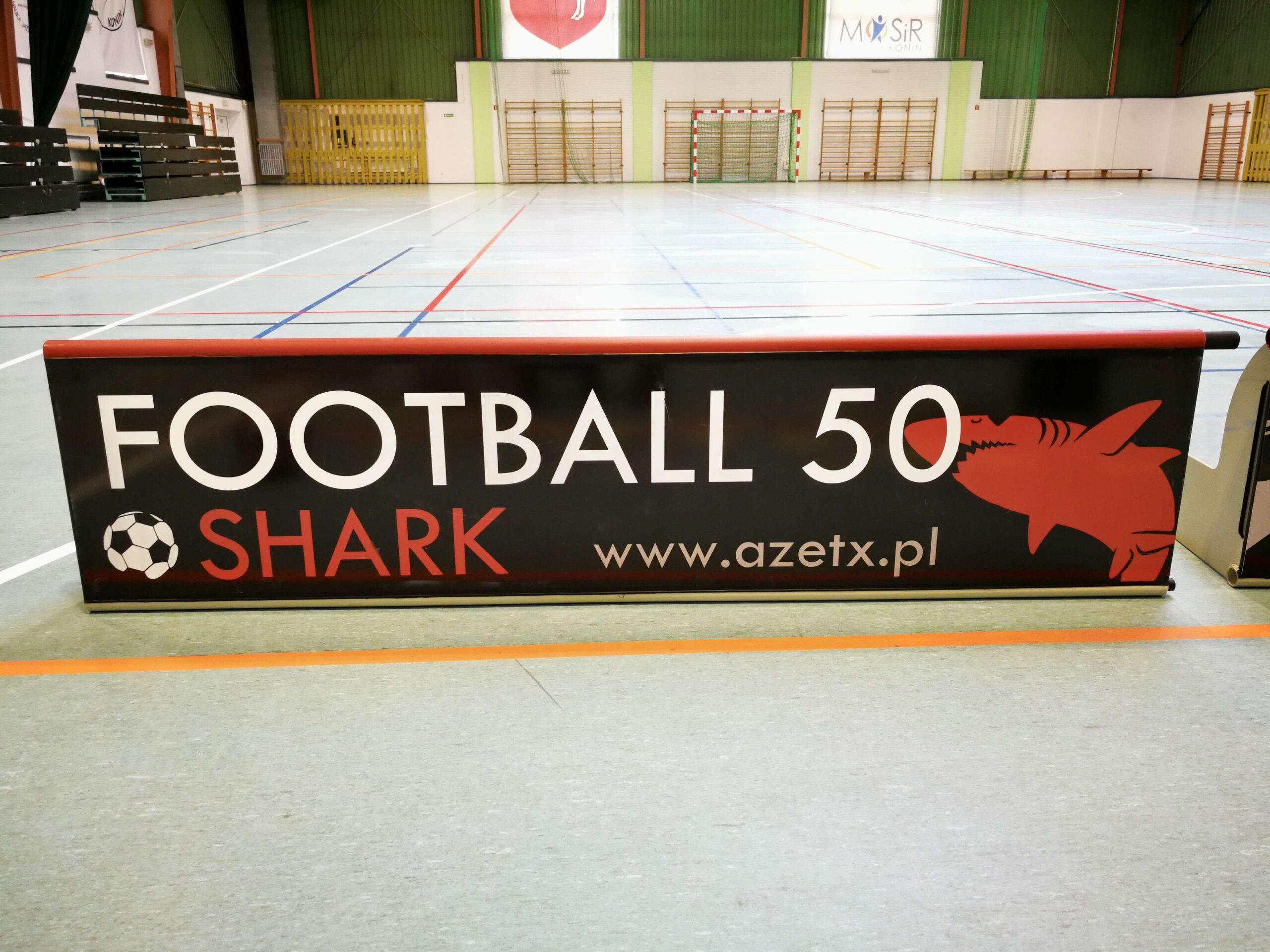 Łącznik Football50 uniwersalny do bramki